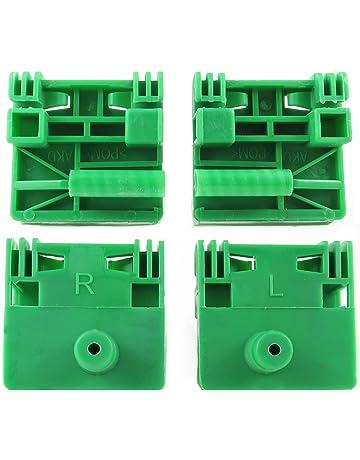 Clips para reparación de ventanillas trasera derecha y trasera izquierda, N/S/R