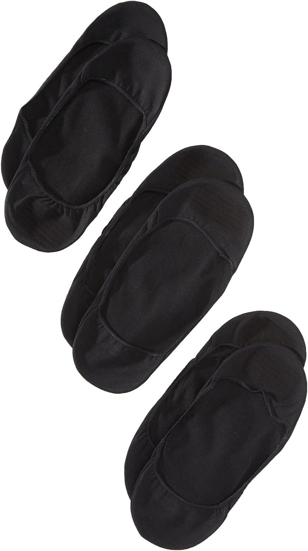 Calvin Klein Underwear Men's 3 Pack No Show Socks