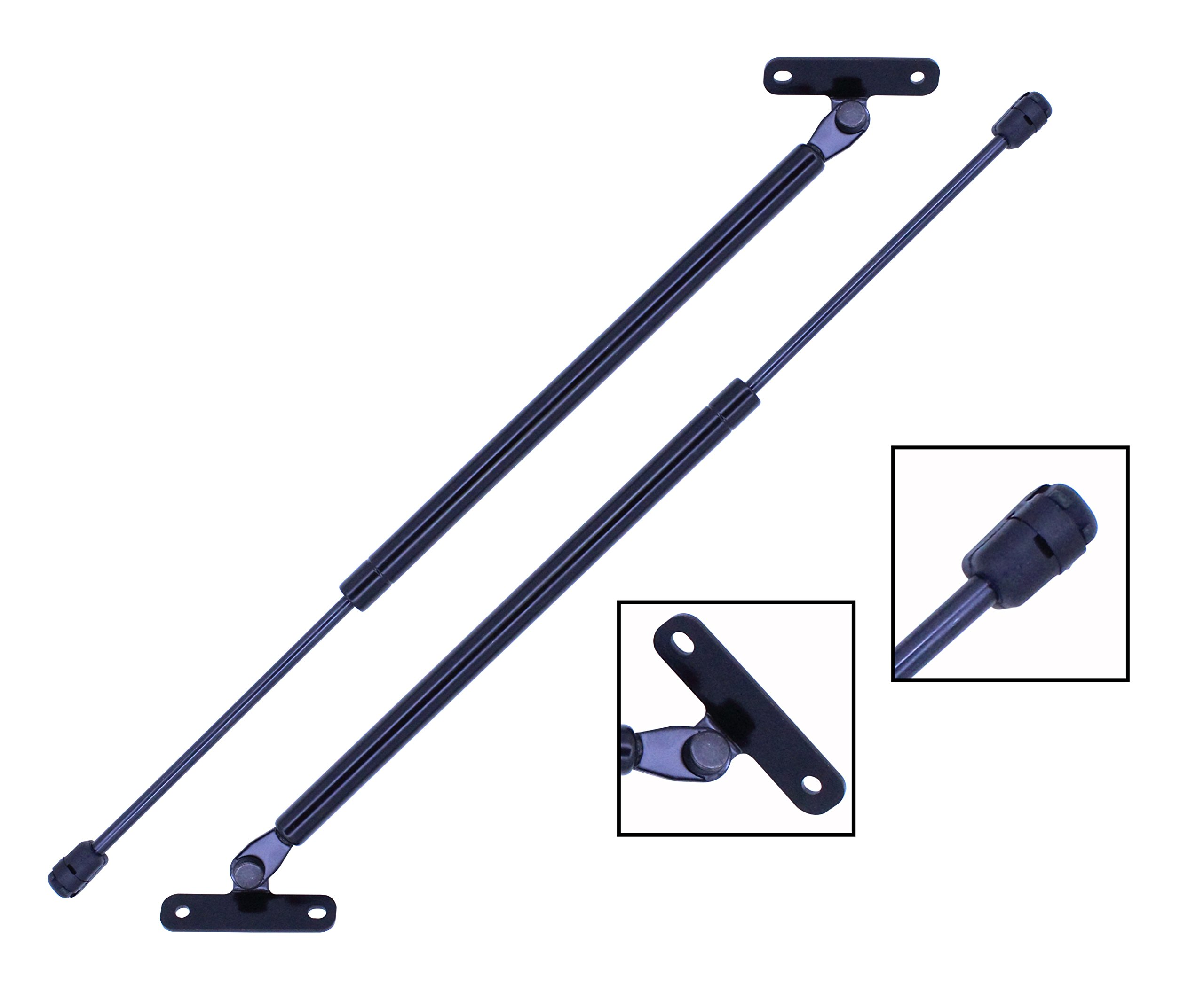 2 Pieces (SET) Tuff Support Liftgate Lift Supports 1996 To 2004 Nissan Pathfinder & R50 / 1997 To 2003 Infiniti QX4