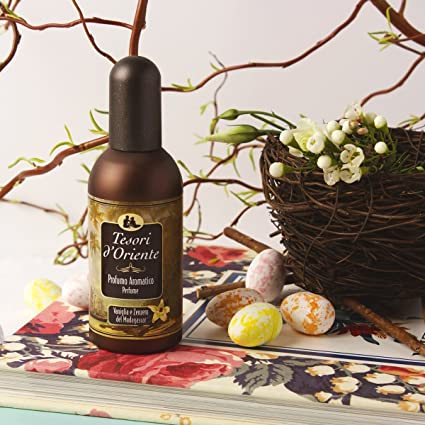 Tesori Oriente Parfum vanille et gingembre 100 ml  Amazon.fr  Beauté ... 6d681e00a5a1