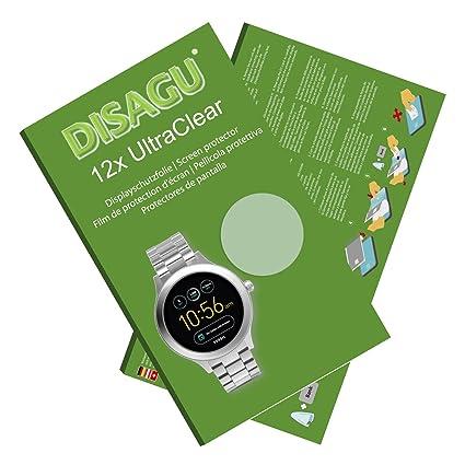 Amazon.com: DISAGU 12x Ultra Clear Screen Protector for ...