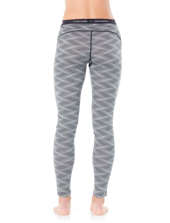 Merino Unterhose Icebreaker 200 Oasis Leggings Curve Pants 1//1 Women