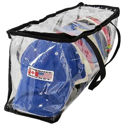 Amazon.com  Evelots Hat-Cap-Storage Bag-Baseball-Organizer-Handles ... 28c1d3bfd5c