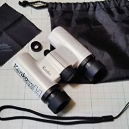 Amazon Co Jp Kenko 双眼鏡 コンサート用 ウルトラビューh 8 21dh Fmc ダハプリズム式 8倍 21口径 コンパクト フルマルチコーティング レッド カメラ