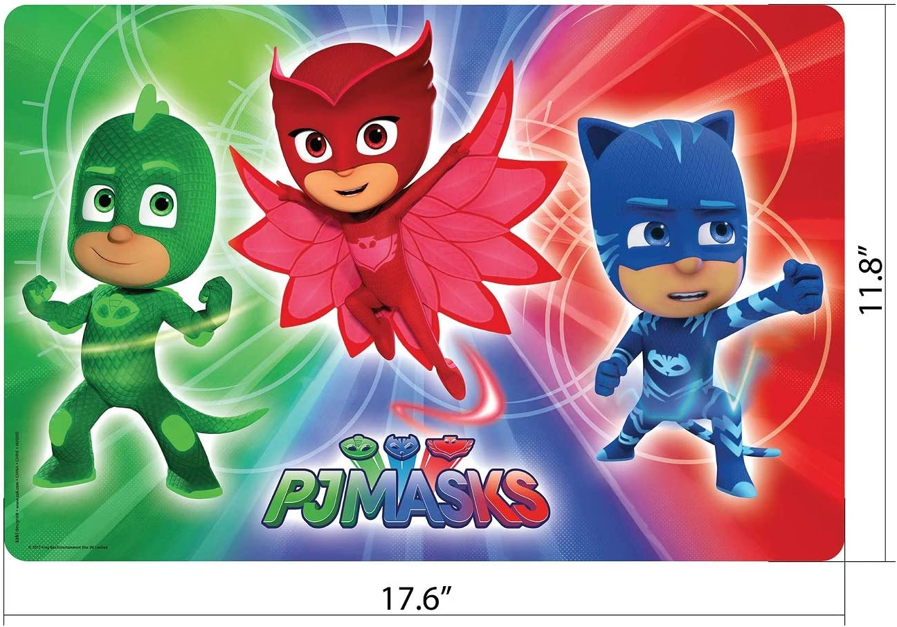 Zak Designs Kids Placemats17.6 by 11