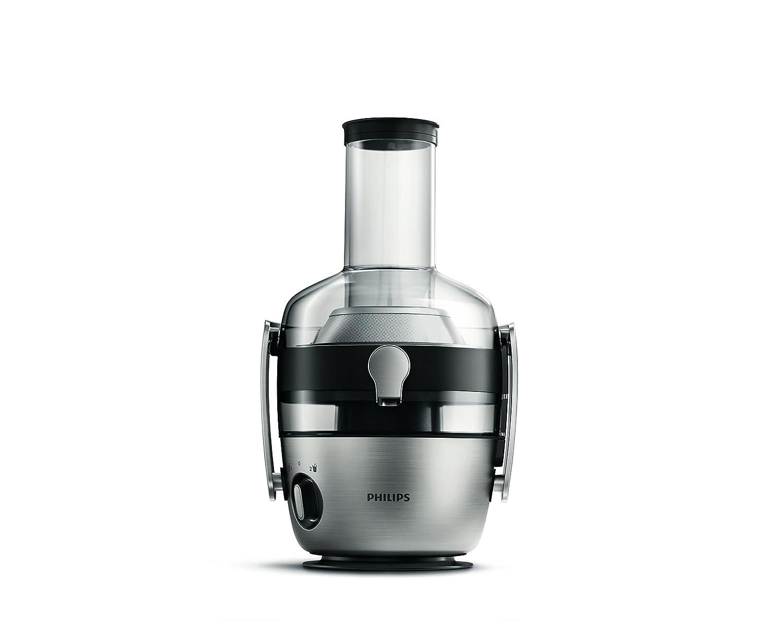 Philips HR – Licuadora por centrifugado de W con tecnología FiberBoost orificio