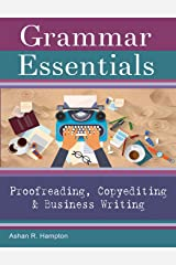 Grammar Essentials for Proofreading, Copyediting & Business Writing Paperback