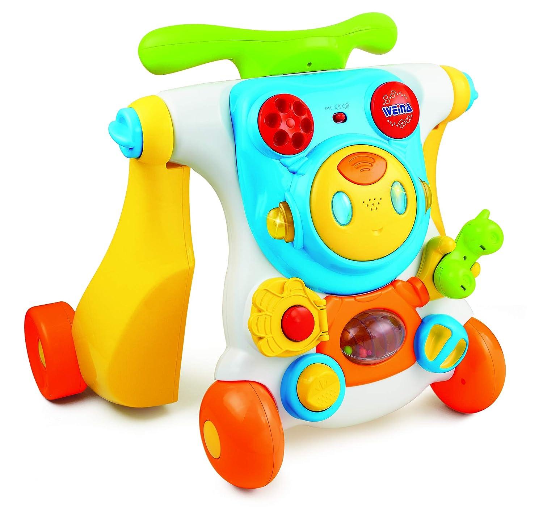 Weina 2 en 1 Ride On Robot Andador: Amazon.es: Bebé