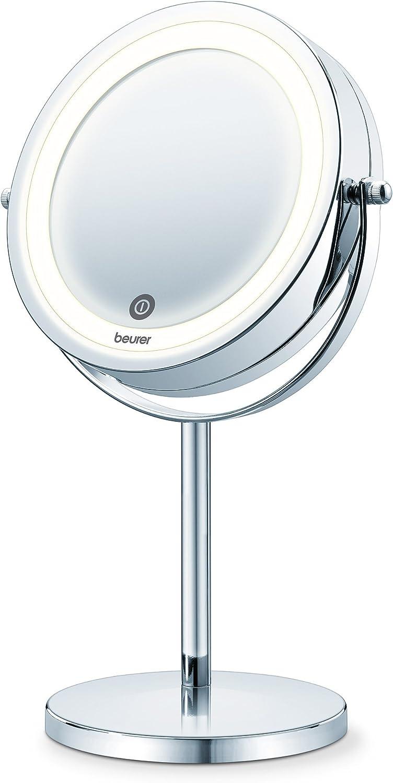 -43% Beurer Specchio Illuminato Ingrandimento 7x | OTTIME CONDIZIONI
