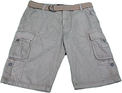 f79a0e5d81 Image Unavailable. Image not available for. Color: Iron Co. Authentic Vintage  Men's Size 32 Cargo Shorts ...