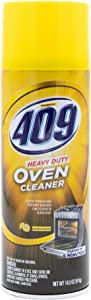 409 Heavy Duty Spray-On Oven Cleaner   Cuts Through Grease & Grime on Contact   A Powerful Clean You Can Trust, 14.5 oz, Lemon Scent