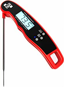 Amazon.com: Digital Meat Thermometer - BBQ Thermometer for ...