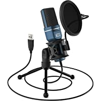 Deals on TONOR Computer Condenser PC Mic USB Gaming Microphone TC-777