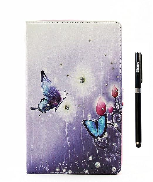 3 opinioni per inShang T560 Cover per Samsung Galaxy TAB E 9.6 Inch T560 Custodia case in pelle
