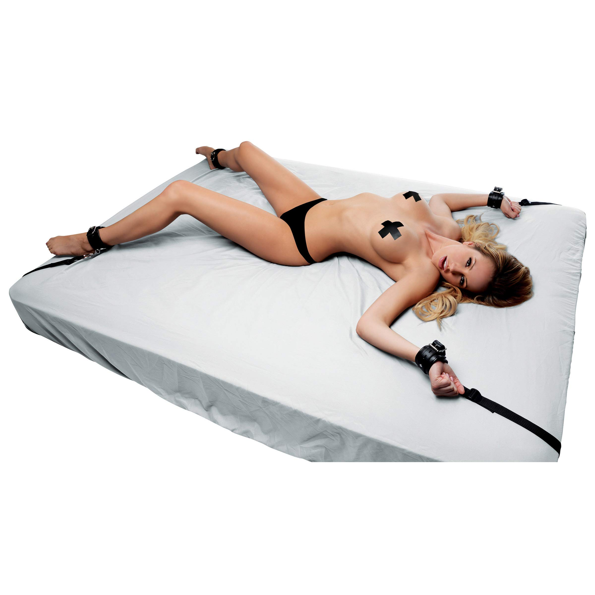 STRICT Deluxe Bed Restraint Kit by STRICT