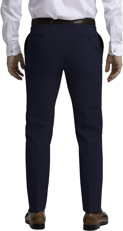 Tommy Hilfiger Mens Classic Dress Stretch Chino Pants