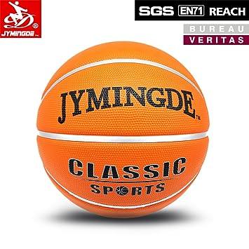 jymingde interior/exterior de goma alta Grip – Balón de baloncesto ...