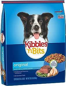 Kibbles 'n Bits Original Savory Beef & Chicken Flavors Dry Dog Food