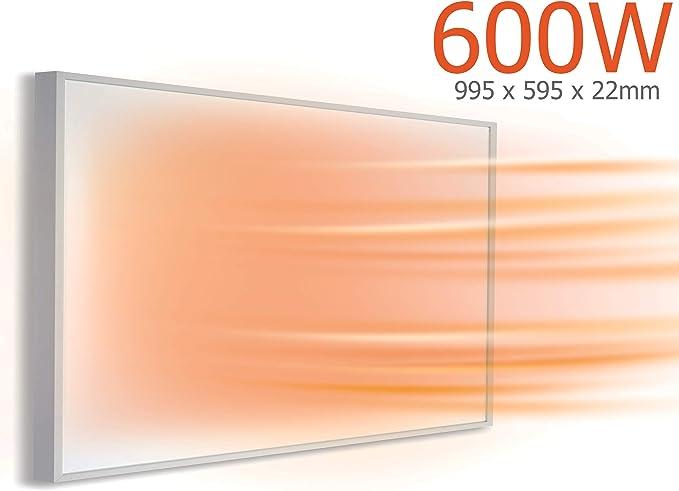 KIASA – 600 Watts Far Infrared Panel