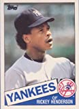1985 Topps Traded Set Complete M