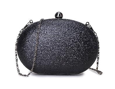 f0fa39e790 Sparkle Glitter Evening Clutch Bag In A Choice Of Colours (Black ...
