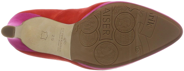 Peter Kaiser Damen Herdi Plateaupumps Rot Suede) (Brasil Suede Berry Suede) Rot 5d3306