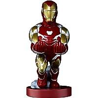 Cable guy Iron man, soporte de sujeción o