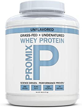 Grass Fed Whey Protein | 5lb | Unflavored Whey from California Cows | 100% Natural Whey