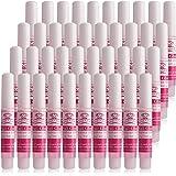 Makartt 40Pcs Nail Glues Bulk for Press on Nails Nail Repair, Strong Long Lasting Acrylic Nail Glues Adhesive Super Bond…