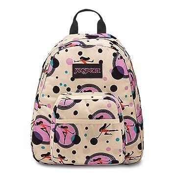 Amazon.com   JanSport Incredibles Half Pint Mini Backpack - Incredibles Violet Dot   Casual Daypacks