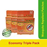 NEUTRICARE All Natural Mosquito Repellent Patch (THREE PACKS)