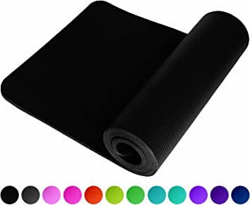 EXTRA-dick und weich Ma/ße: 183 x 61 x 1,5cm #DoYourFitness x Joyletics Fitnessmatte /»Yamuna/« ideal f/ür Pilates In vielen Farben erh/ältlich Gymnastik und Yoga