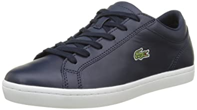 e4898b6162 Lacoste Straightset BL 1 SPW, Baskets Femme: Amazon.fr: Chaussures ...