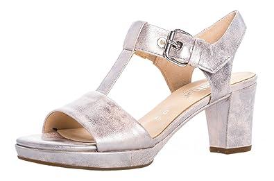 Gabor Comfort Sandale rosé | Markenschuhe