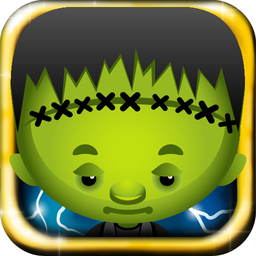 Halloween Night - Memory Matching Game for Kids FREE -