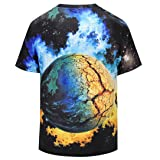 WM & MW Graphic T Shirt for Mens Short Sleeve