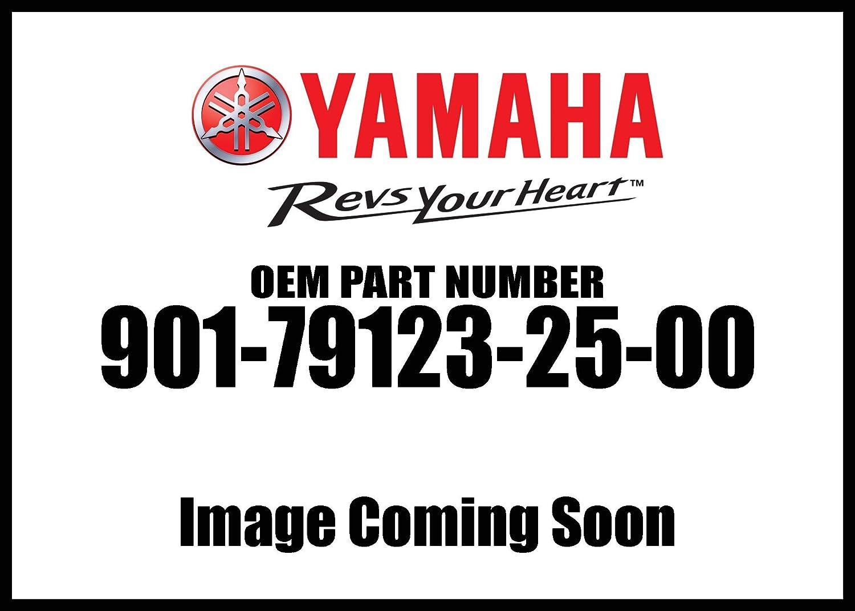 Yamaha 90179-12325-00 NUT,SPECL SHAPE; 901791232500