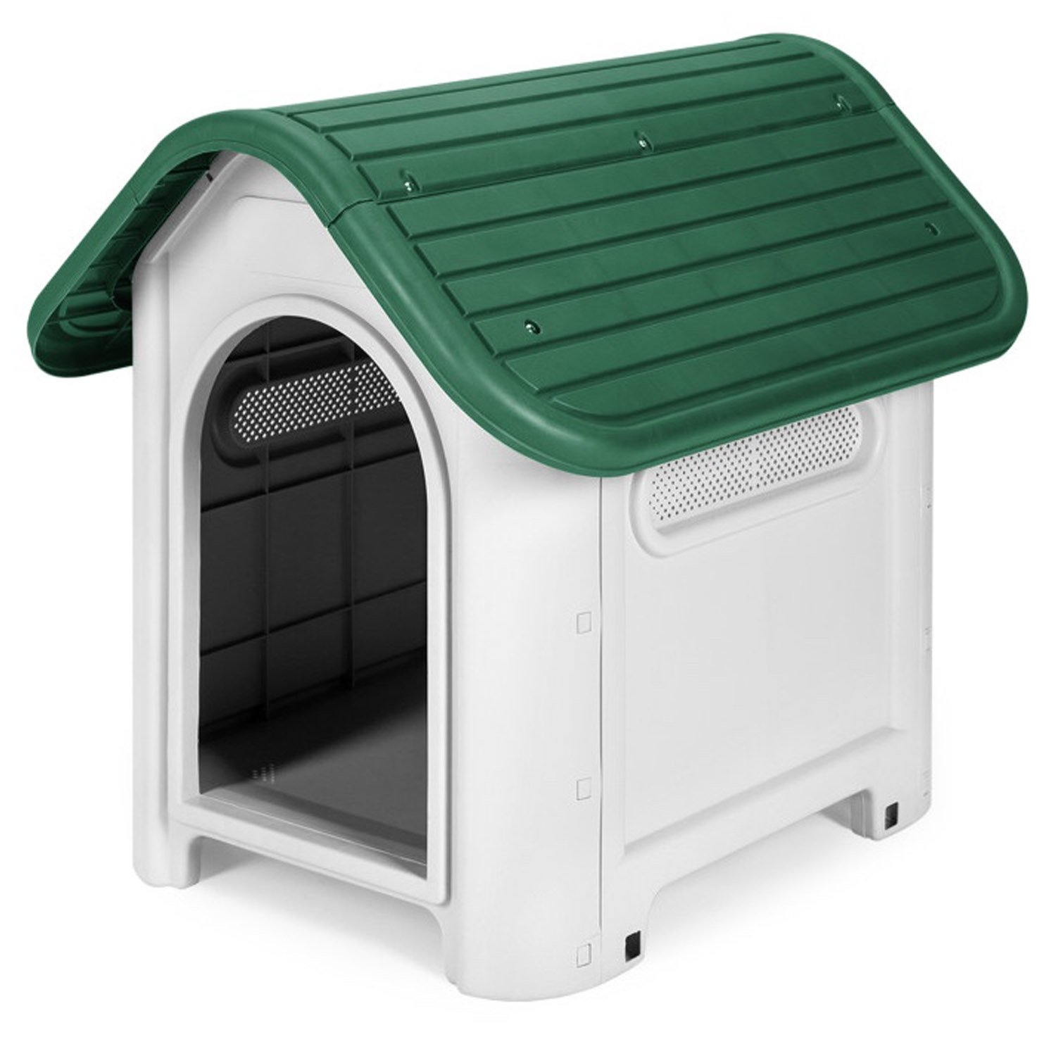IMZ Limited Small Dog Kennel Insulated Shelter Pet Dogs House Indoor