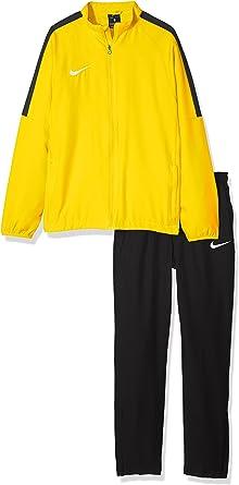 Nike Dry Academy 18 Football Trkst Chandal, Unisex niños ...