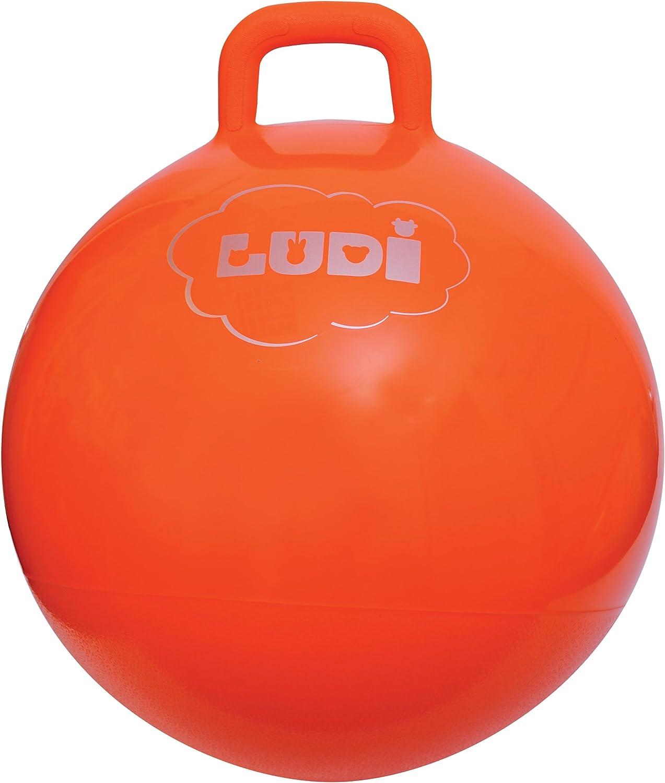 LUDI - Pelota de Gimnasia (2782): Amazon.es: Juguetes y juegos
