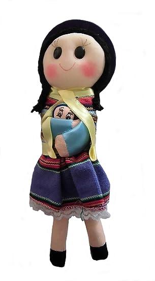 Amazon Muñeca Perua Acaandmore Plástico Técnicos Con Mama esAlp CedxrBo