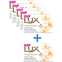Lux Perfumed Bar Soap Creamy Perfection, 120g (5+1)