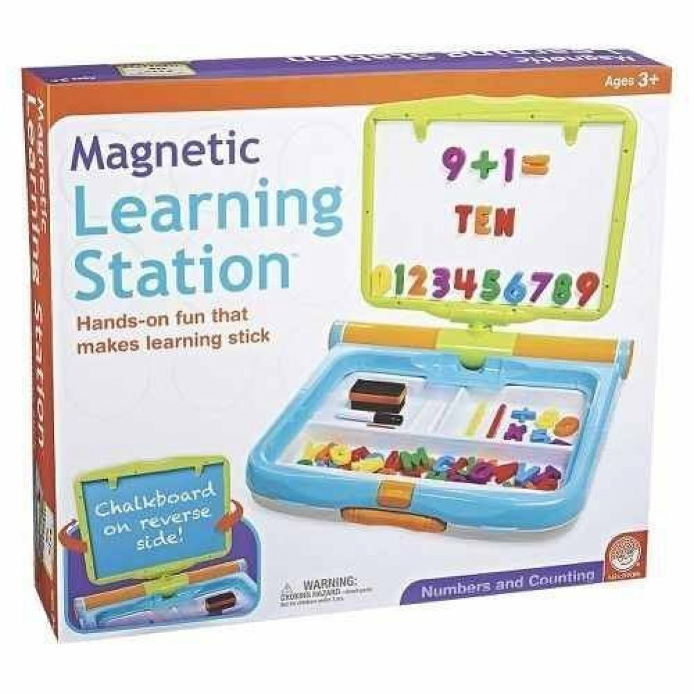Mindware Magnetic Learning Station by MindWare