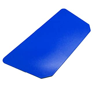 Maya HD014 - Espátula Flexible Grande Detectable por Detector de Metales, Azul