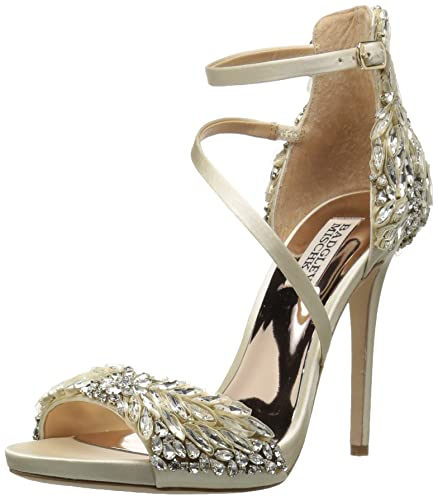 0f2608c43ae Badgley Mischka Women's Selena Heeled Sandal