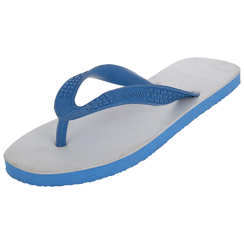 Sandales En Caoutchouc Bleu Prh1Dz