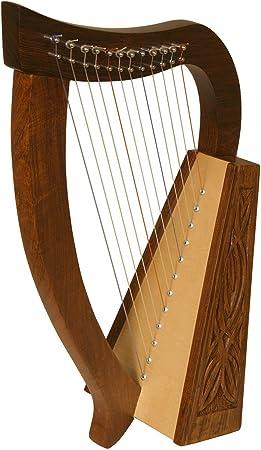 Roosebeck Baby Harp TM, 12 Strings
