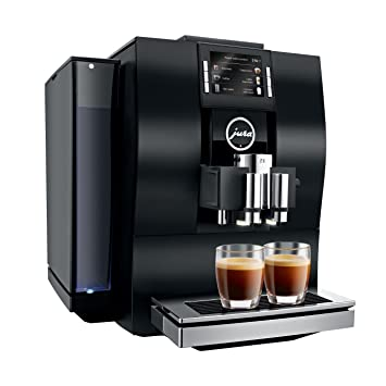 JURA Z6 Independiente Máquina espresso Aluminio, Negro 2,4 L Totalmente automática - Cafetera