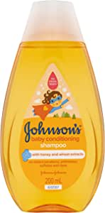 Johnson's Baby Baby Conditioning Shampoo 200ml