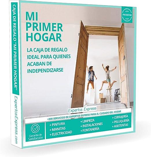 Expertos Express Caja Regalo - MI Primer HOGAR - Box Cofre Regalo ...